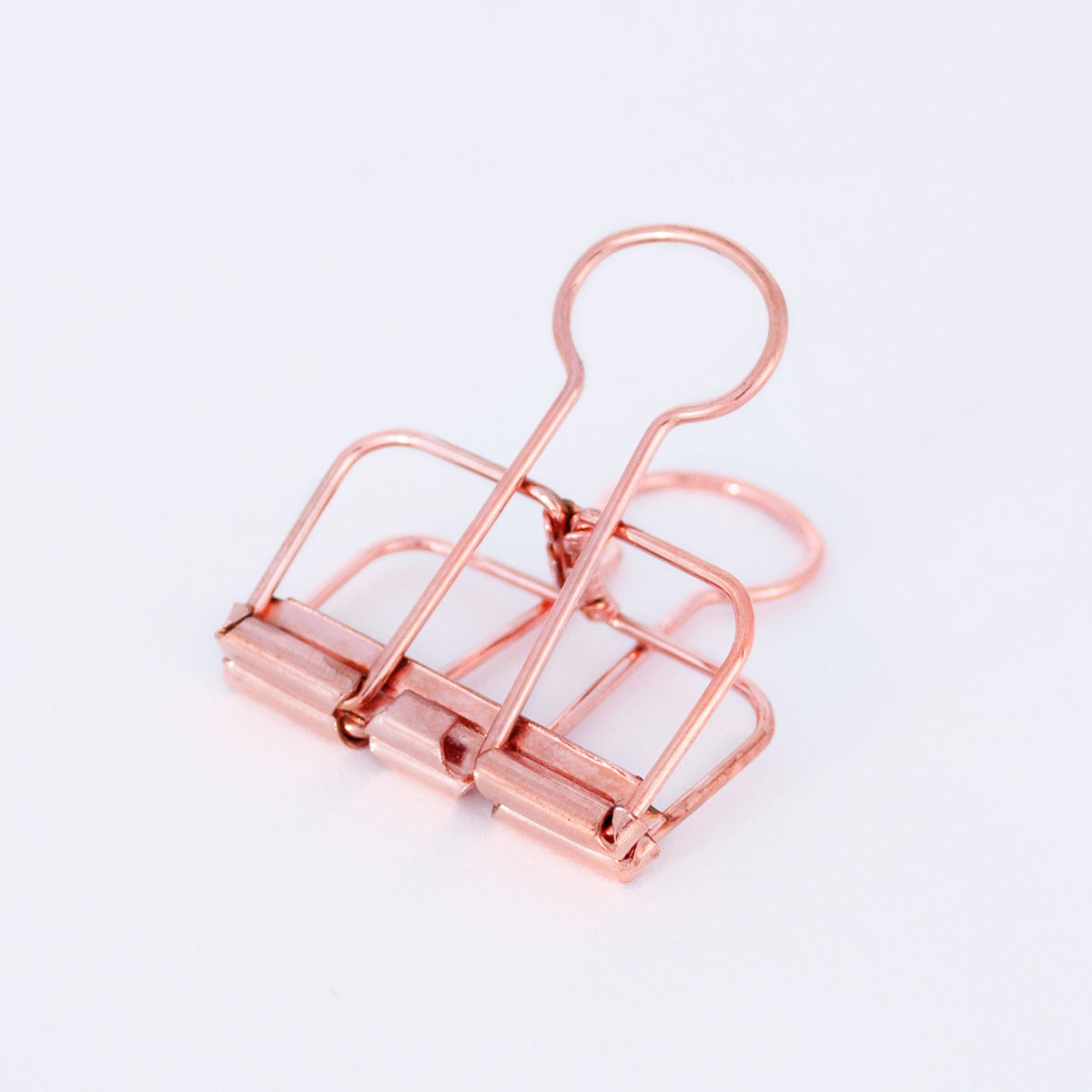 copper binder clip