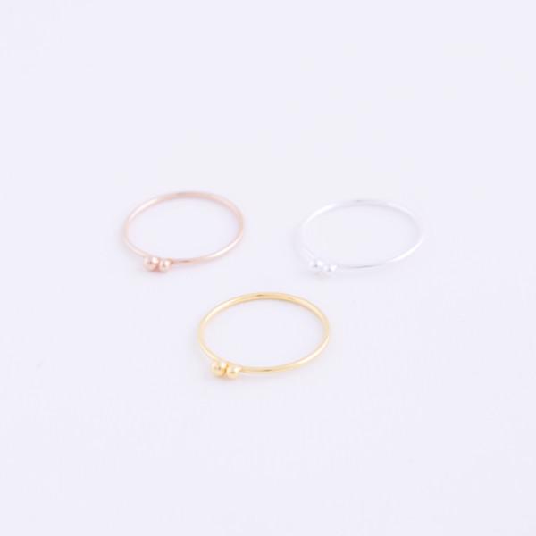 double dot rings trio 1
