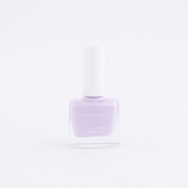 lilac vegan nail varnish