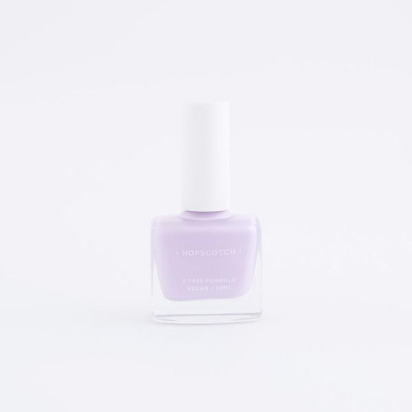 lilac vegan nail varnish