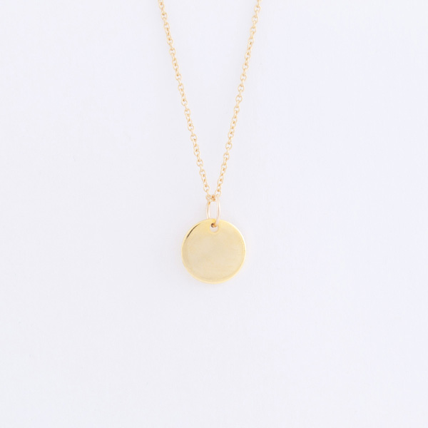 h herbanana gold jewellery banana minimal her fine forever necklace products eternity