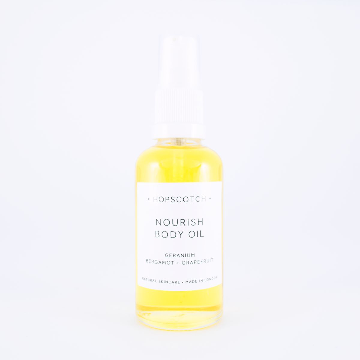 hopscotch nourish body oil