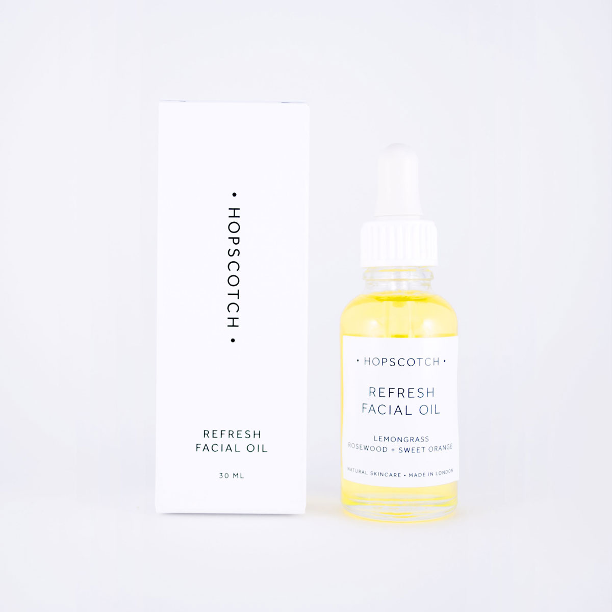 hopscotch refresh facial oil