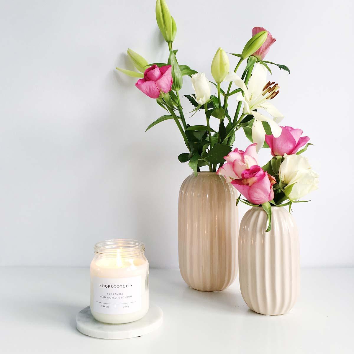 danish ceramic vases