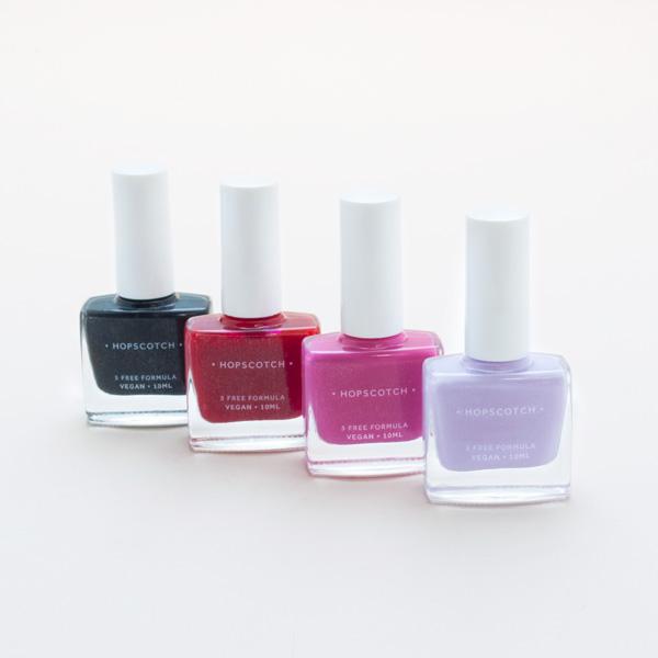 5 free nail varnish