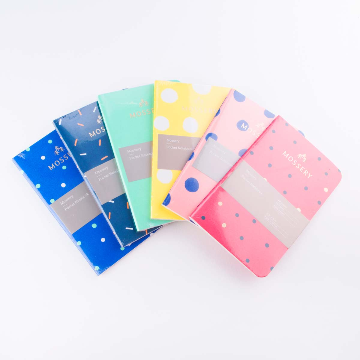 pattern pocket notebook