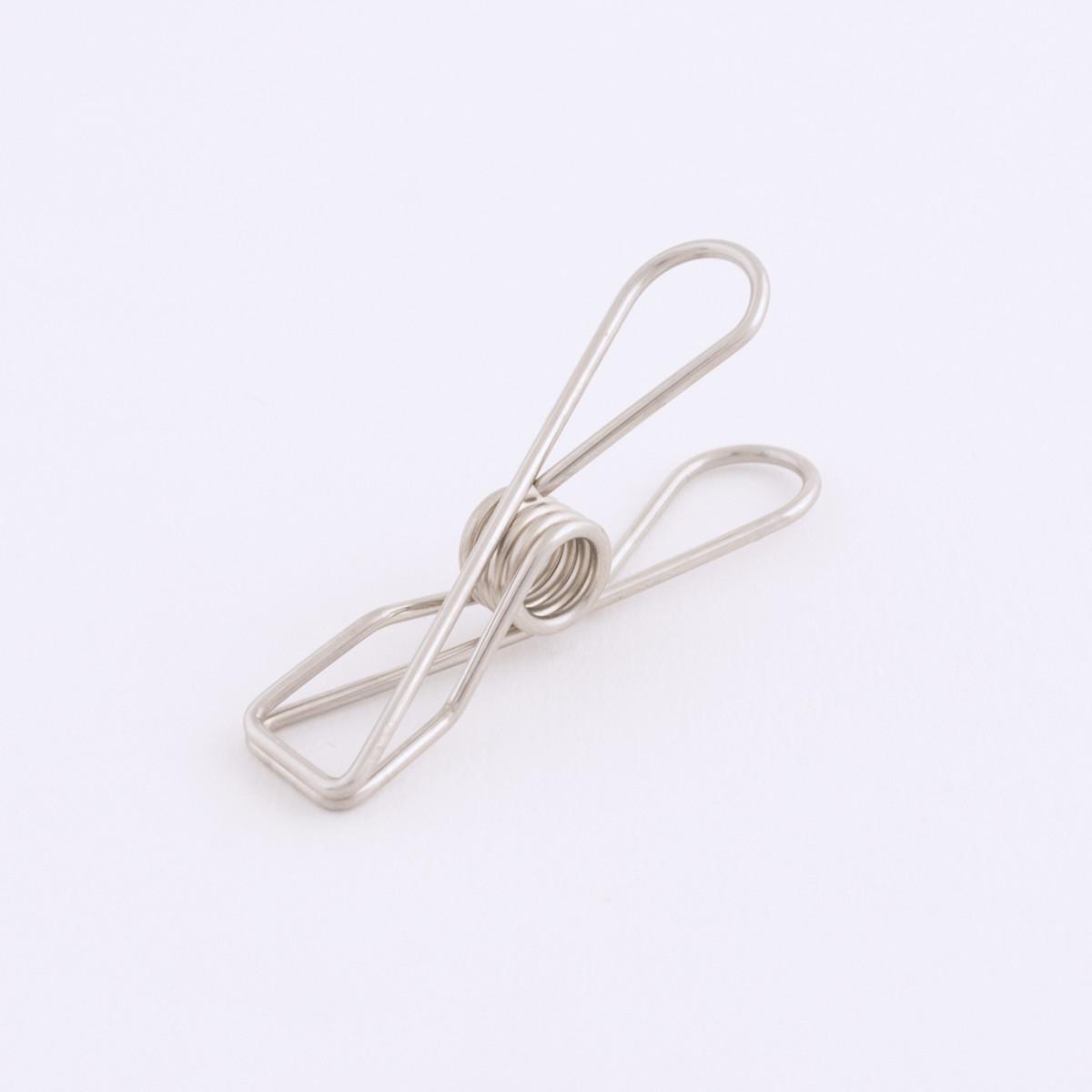 silver spring clip