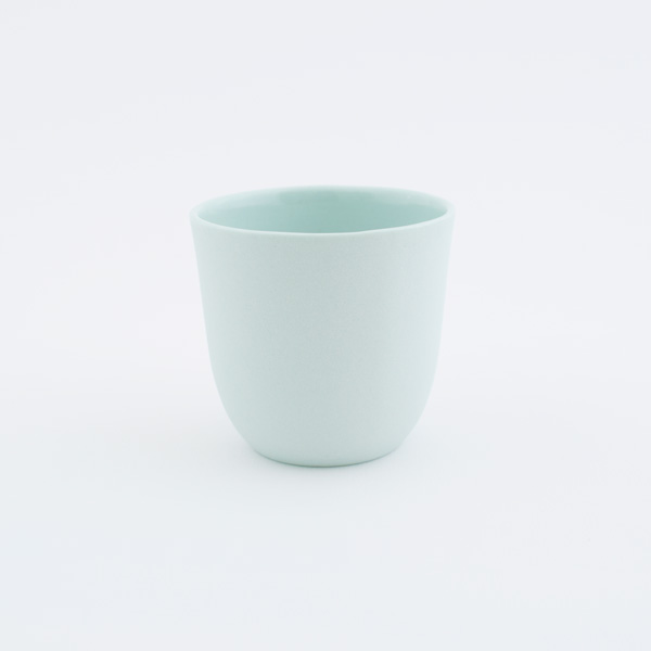 Blue Porcelain Espresso Cup